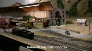 Southern Pacific N-scale Ops Session
