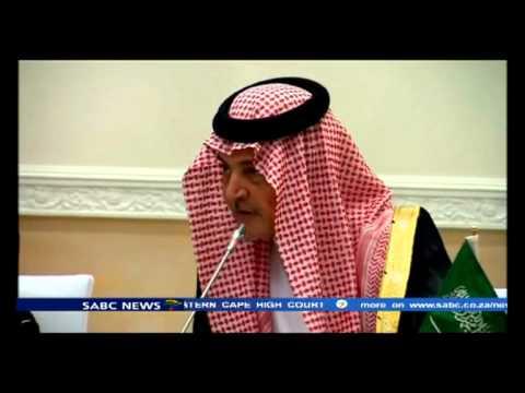 Kerry reassures Saudis US shares their goals