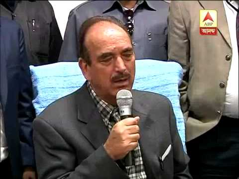 Gulam Nabi Azad on proposed AIIMS project in Bengal