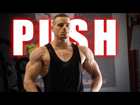 PUSH Workout To Gain | Day 27