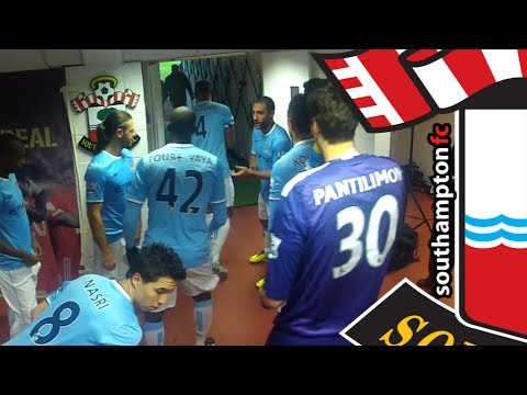 Matchday Uncovered: Southampton vs Manchester City 2013/14