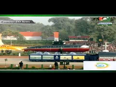 Highlights of 65th Republic Day Celebrations at Rajpath