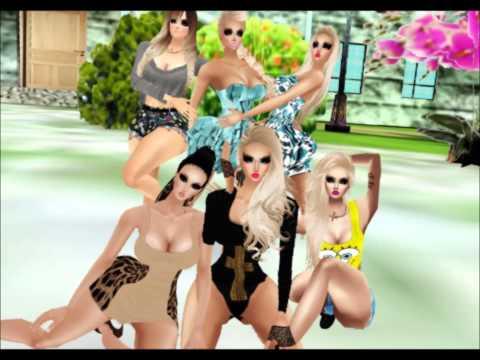 Imvu - girls,