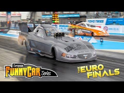 Funny Car Final Round 2019 - Santa Pod Raceway