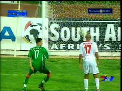 عندما هزم المغرب مالي برباعية
