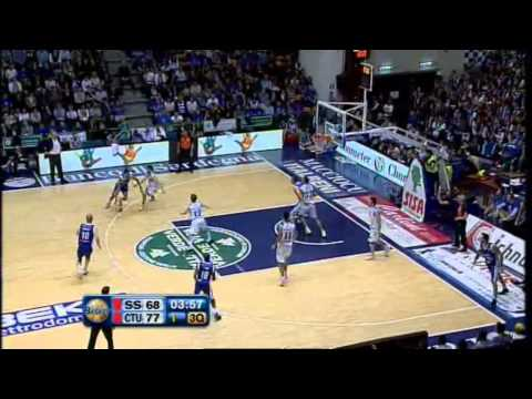 Lenovo's top plays in Game 7 vs Sassari