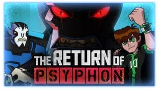 Ben 10 Omniverse: The Return Of Psyphon [ Full Gameplay
