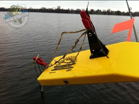 Off Shore Tackle Planerboards for Walleye