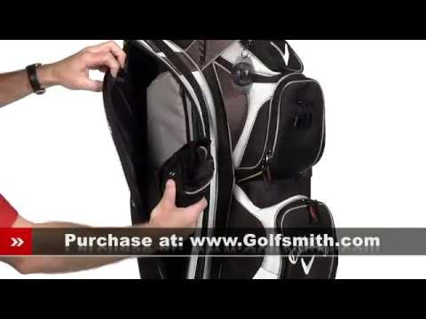 Callaway Org 14 Xtreme Cart Bag Review Youtube