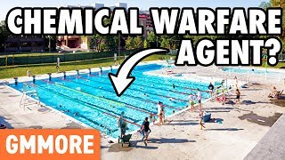 Shocking Things Found In Public Pools