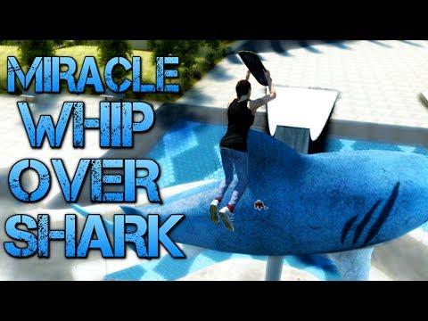 Skate 3 - Part 10 | MIRACLE WHIP OVER SHARK
