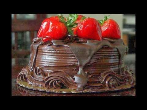 Decoração de bolos