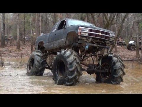 Barnyard Bogger Monster Mud Truck For Sale Phim Video Clip