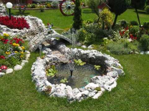 Bašta porodice Manasijević - Moja lepa bašta