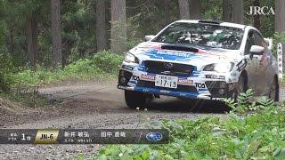 2015年 全日本ラリー選手権 第5戦 福島
