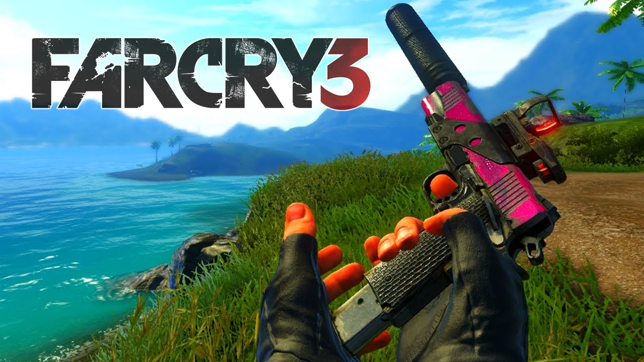 Farcry3 гђђnude mod naked photo