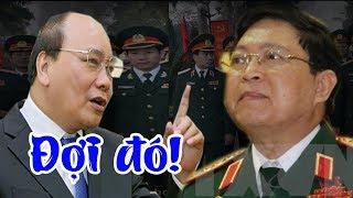 Liệu tướng lãnh quân đội đã sẵn sàng cho một cuộc đảo chánh khi bị Nguyễn Xuân Phúc chặn đường sống?
