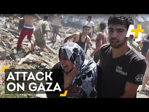 What The Media Isn't Telling You About Israel's Attack on Gaza