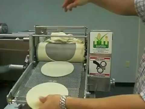 Tortilla Depot Tortilla Maker RS - YouTube