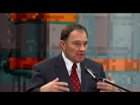 Governor Gary R. Herbert: Budget Announcement