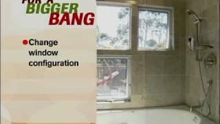 HGTV Bang for the Buck Master Bathroom for $35K Challenge view on youtube.com tube online.
