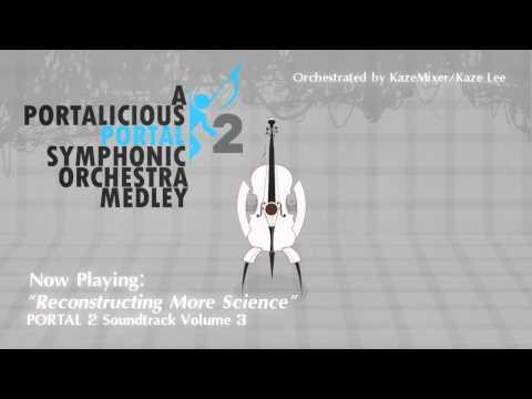 Музыка из игры в стиле симфонического оркестра