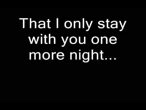 Boyce Avenue - One more night lyrics (Maroon 5 Cover ...