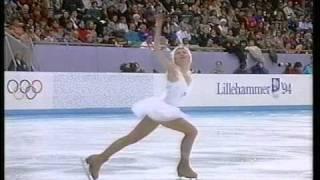 Oksana Baiul (UKR) 1994 Lillehammer, Figure Skating