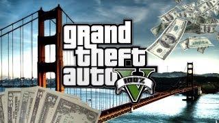 [PS3] Tuto Finir GTA 5 à 100% + 2 Milliards De Dollars