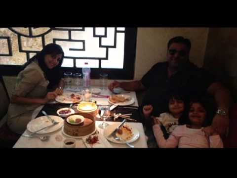 Ram Kapoor wife and children images