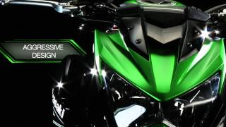 The New Kawasaki Z800 Official Video