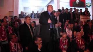 Karasonyalılar Başkan Ergün'e Koştu
