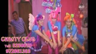 Show Infantil De My Little Pony Equestria Girls