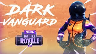 Dark Vanguard! - Fortnite Battle Royale Gameplay - Ninja