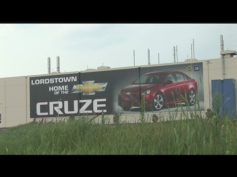 GM halts sales of some Chevy Cruzes