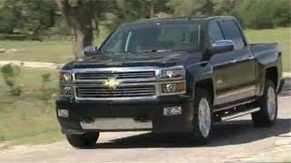 2014 Chevrolet Silverado Test Drive & Pickup Truck Video