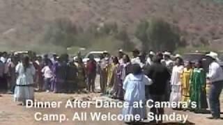 San Carlos Apache Sunrise Dance