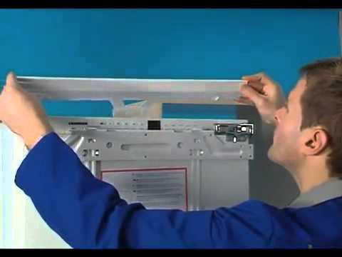 siemens fridge freezer instructions
