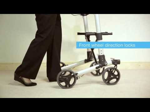 Z-Tec UK Walker il deambulatore moderno