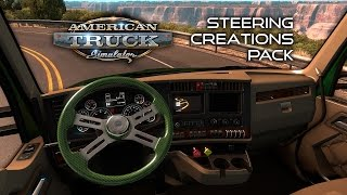 American Truck Simulator - Steering Creations Pack DLC Trailer