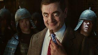 Diiklan ini Mr Bean jadi karakter ninja pembunuh