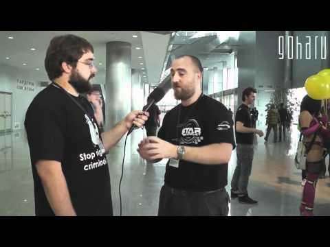 Игромир 2011 Интервью с продюсером Star Conflict