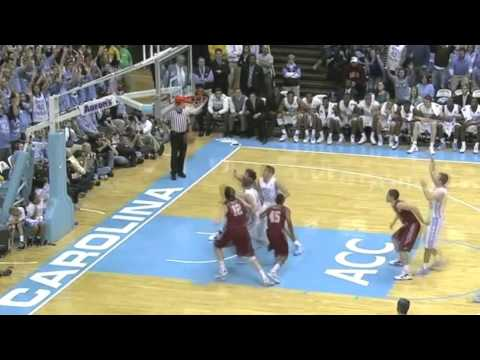 UNC Tar Heels 2011-12 Highlights
