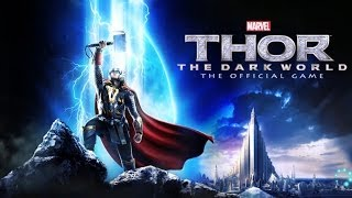 Thor: The Dark World The Official Game Universal HD