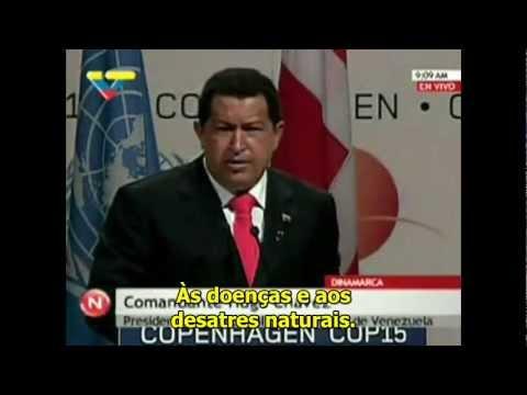O Discurso Proibido de Hugo Chávez na COP-15 (Legendado)