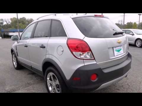 2012 Chevrolet Captiva Sport Fleet Cincinnati Dayton, OH #MP2451