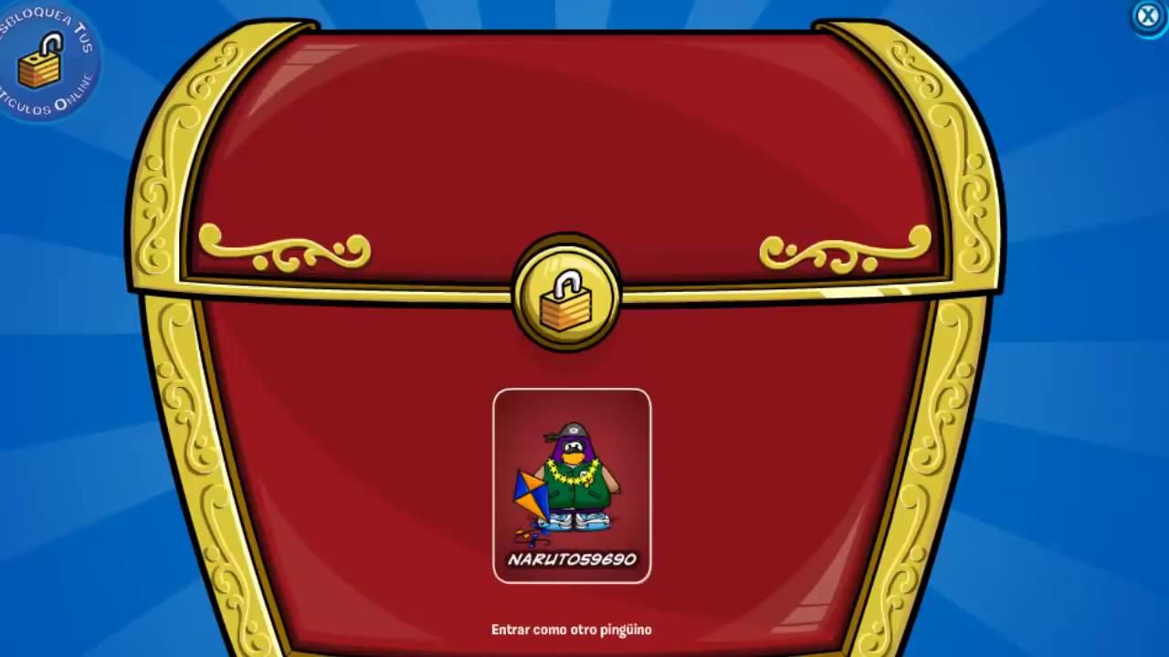 Club Penguin:Nuevos Codigos Desbloqueables Agosto 2013:3000,Mil ...