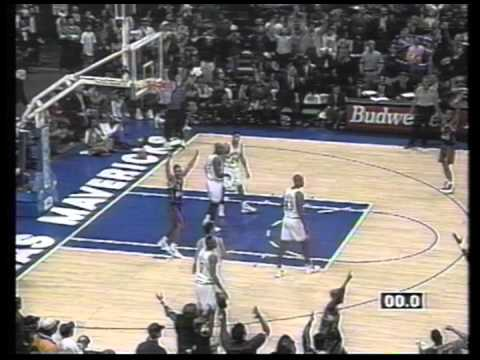 NBA Action - Top 10 Buzzer Beaters - 1996