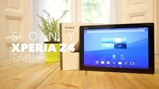 Sony Xperia Z4 Tablet, análisis
