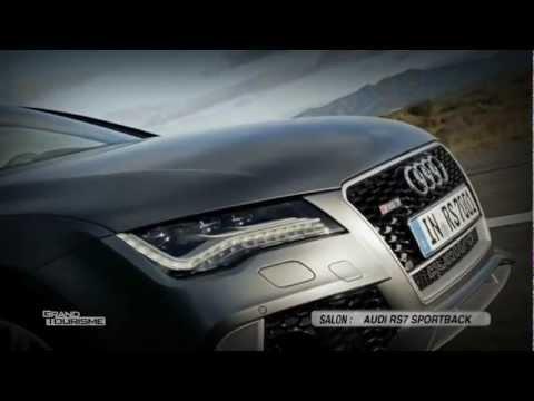Audi RS7 SPORTBACK - Présentation